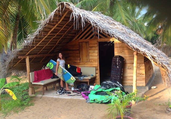 Eco friendly Cabanas- Ruuk Village