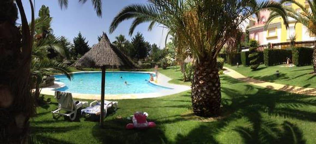 Maison au Golf Islantilla Huelva - Isla Cristina - Hus