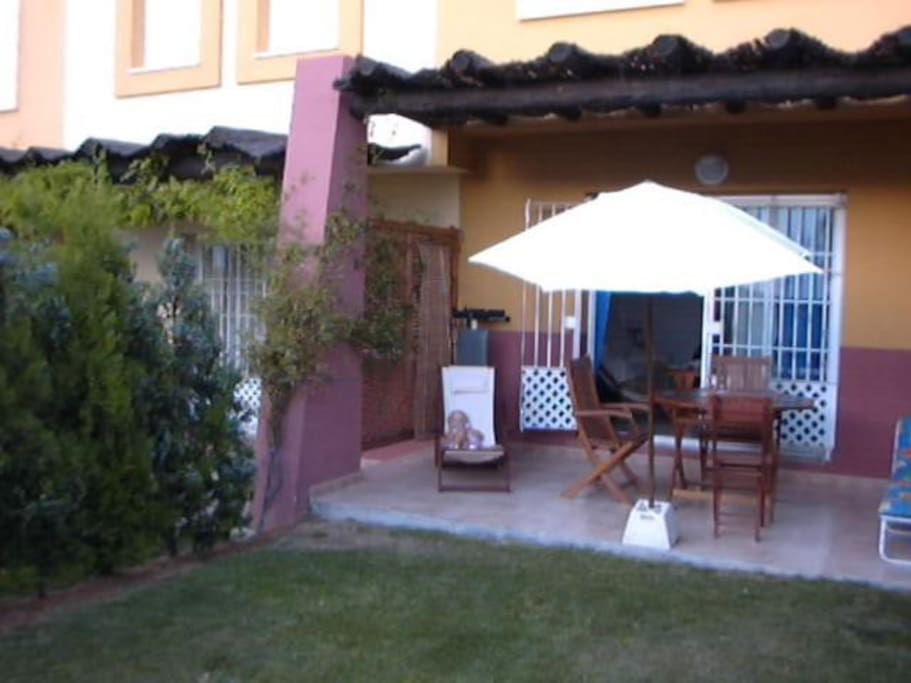 Maison au golf islantilla huelva case in affitto a isla cristina andalousie spagna - Porche da letto ...