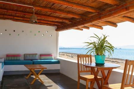 Beachfront Bungalow Paracas