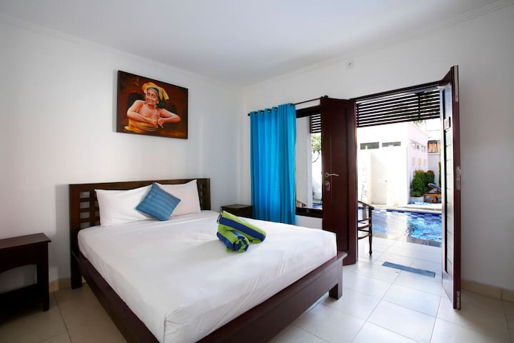 Double Bed At sanur guest house