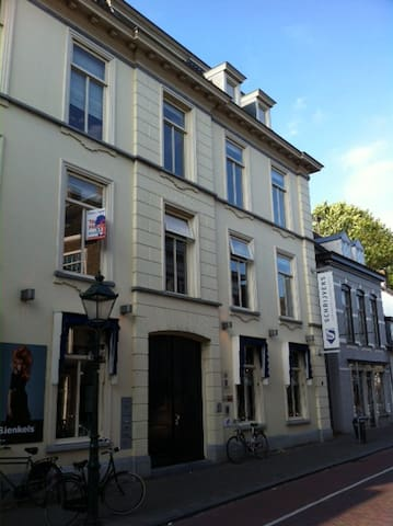 appartment 105 m2 city& nature - Breda - Appartement