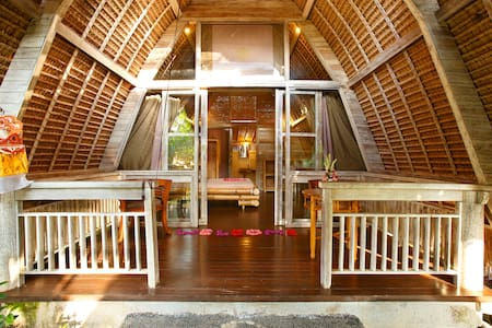 Milo's Home Balangan Bungalows 2 - jimbaran - Cabin