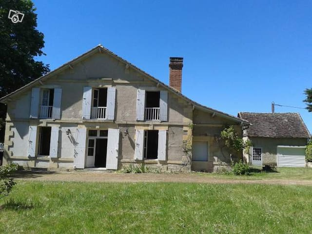 Family House near Bergerac airport