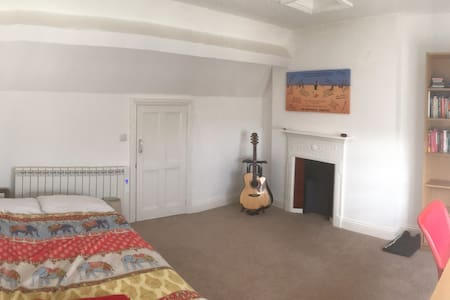 Nice room right on Front Street - Chester-le-Street - Appartamento