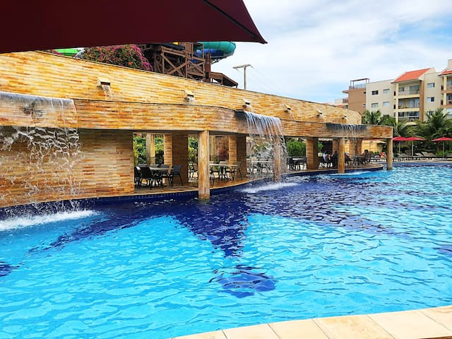 Wellness  beach park resort apart-hotel