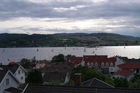 Lovely house, sea view in Drøbak - Drøbak