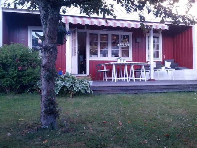 Home 1 km to Astrid Lindgrens World - Vimmerby - Maison