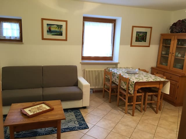 Appartamento in Val di Rabbi - Pracorno - Appartement