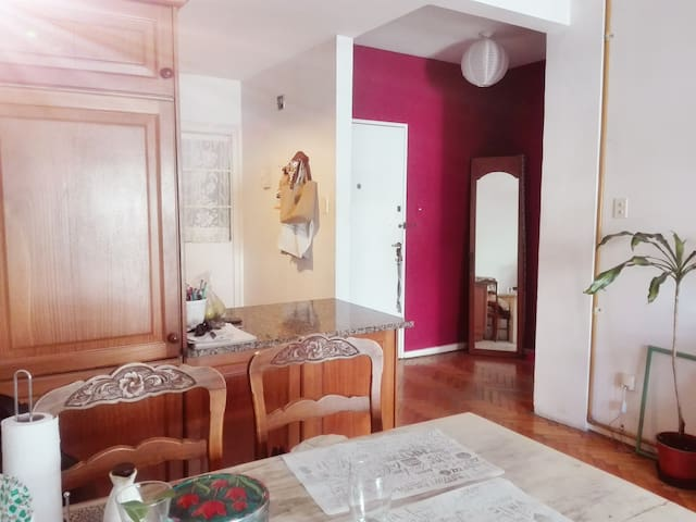 Marce´s Apartment Recoleta