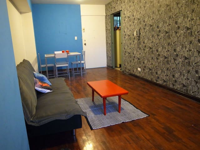 Apartment 1 br  EXCELLENT UBICATION
