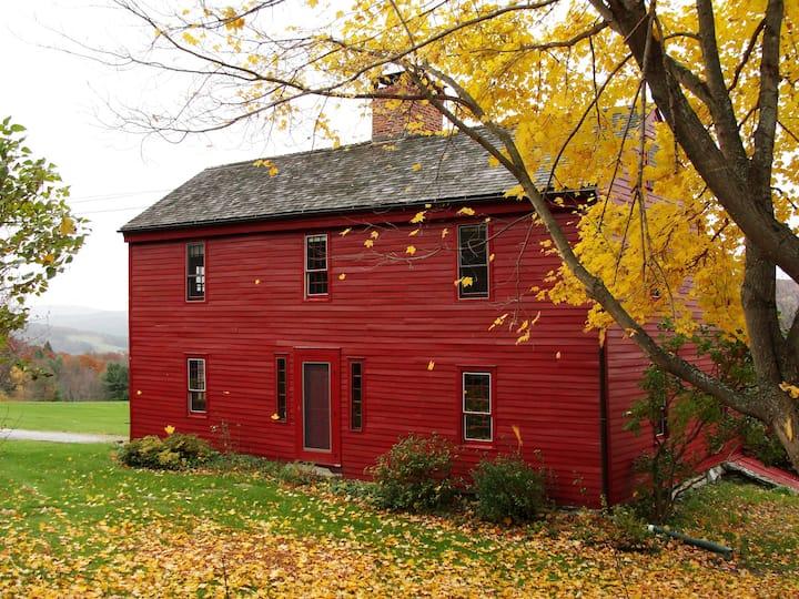 1760 Nat'l Historic Register Farm House w/Views