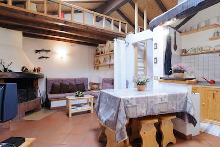 Very nice attic-Trentino Alto Adige - Brez