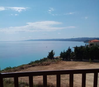 Spectacular sea view (ap.3) - Afytos
