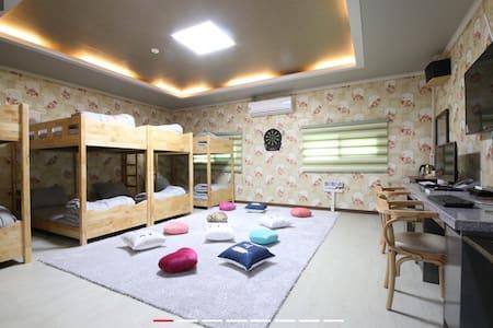 [대전역] 크리스탈레지던스 8~10인 파티룸 - 대전 - 公寓