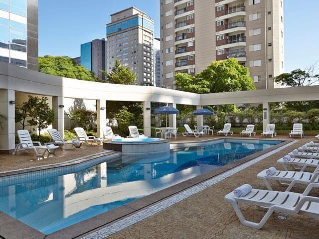 Conforto e comodidade da Vila Olimpia/Berrini - São Paulo