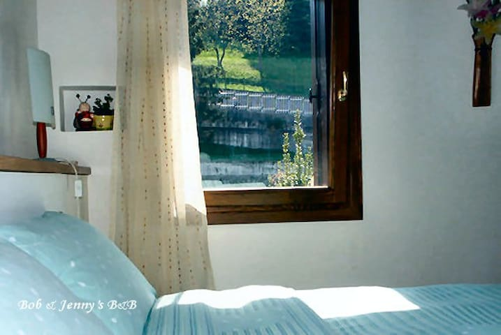 Quiet & charming room in great spot - Vicenza - Bed & Breakfast