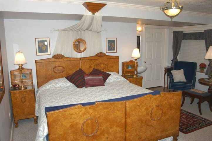 Blue Haven B&B Room - Cedar City - Bed & Breakfast
