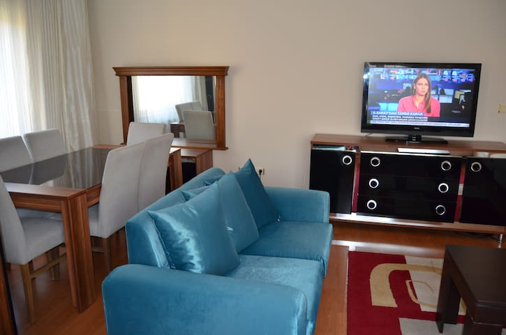 Spacious - Clean - very Economic 3 - Istanbul - Appartement
