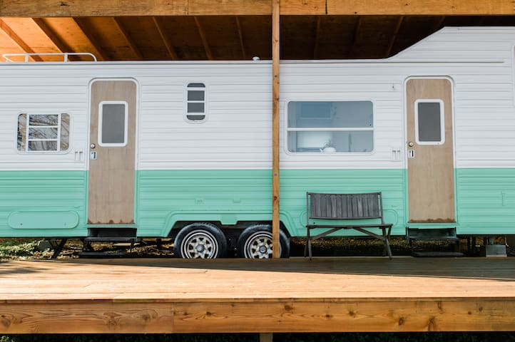 The MINT: A boutique glamping experience