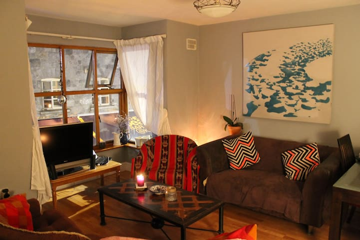 Cosy apt in the heart of  the Latin Quarter - Galway - Byt