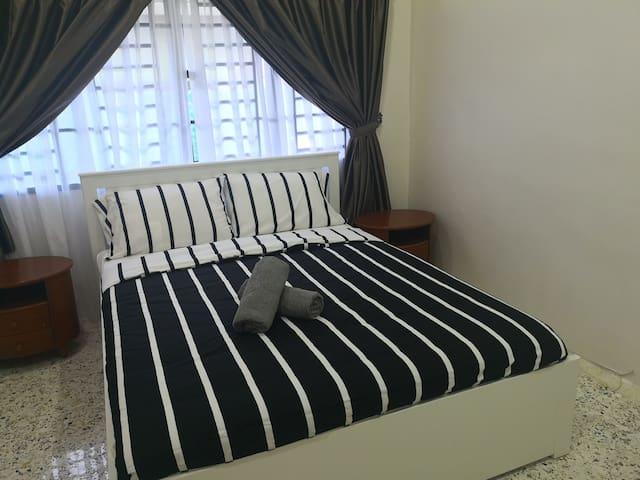 [20%DISCOUNT] 5STAR! Private&Cozy Room Johor bahru