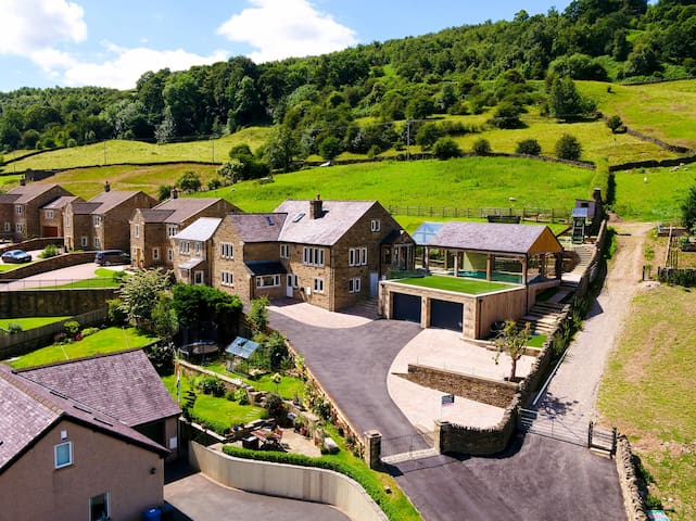 High View House, Near Skipton - HOUSE WITH POOL