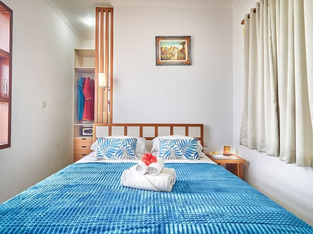 Agate Room @Al-Isha Dharamshala Bali