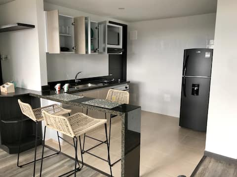 "Nice apartment close to ""Andres Carne de Res"" 🇨🇴"