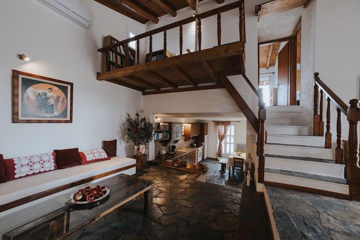 The Golden Ratio House (Dimaina 122m²pet-friendly)