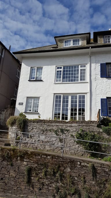 Our place in Looe, Two Rivers.