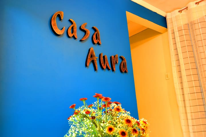 Casa Aura, Cartago. Triple room