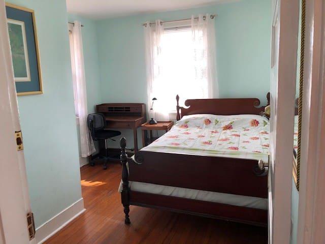 Arlington Guest House - Green Room