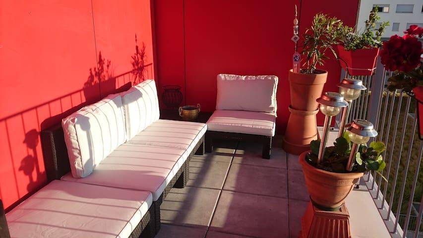 Logement au calme dans résidence - Nantes - Lakás