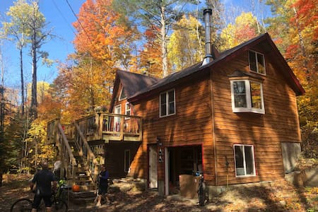 Sugarloaf - 4 season cabin