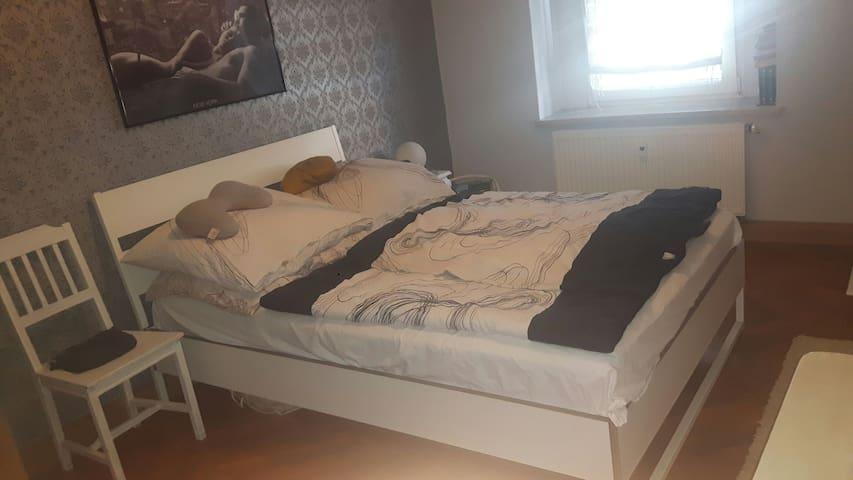Doppelzimmer für 2 Personen nicht weit vom Zentrum