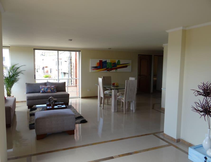 Sala-Comedor, living room