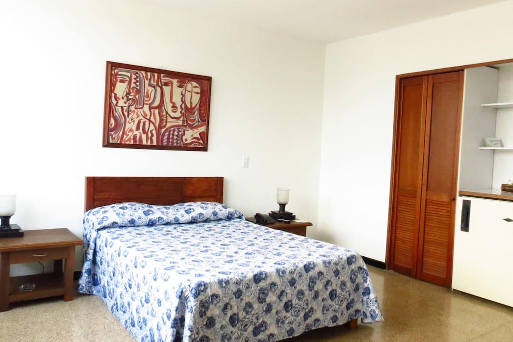 Habitación en acomodación sencilla o doble