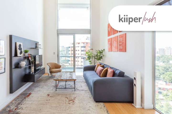kiiper lush | Sunny & Spacious Loft in Z10 | 2PPL