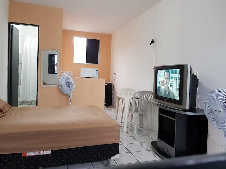 Kitinete MOBILIADA, centro de Fortaleza (28)