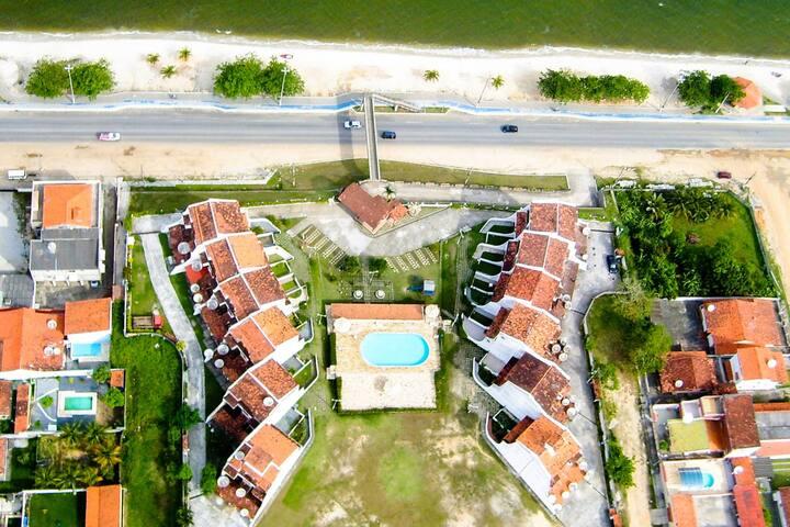 Apartamento em Iguaba Grande (de Frente à Lagoa).