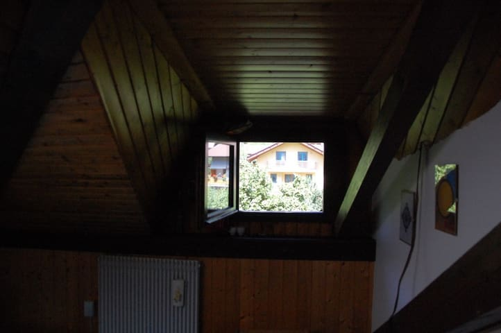 mansarda in montagna - Monclassico - Apartamento