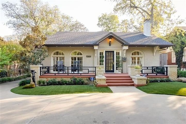 SPECTACULAR HOUSE in Uptown Dallas/Highland Park!!