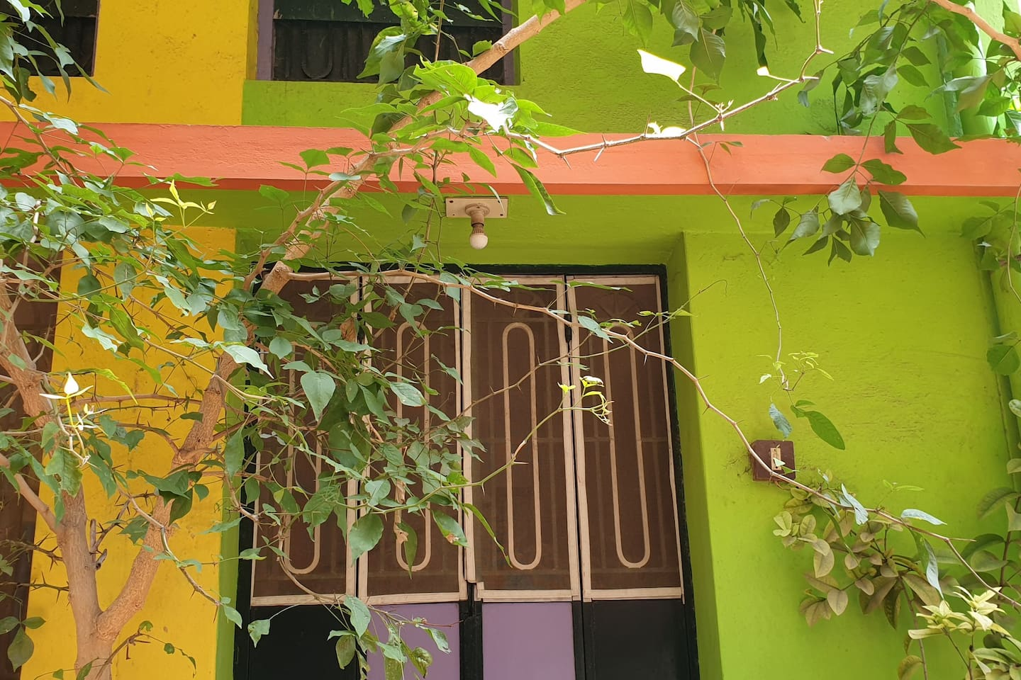 1 BHK house located close to meenakshi temple