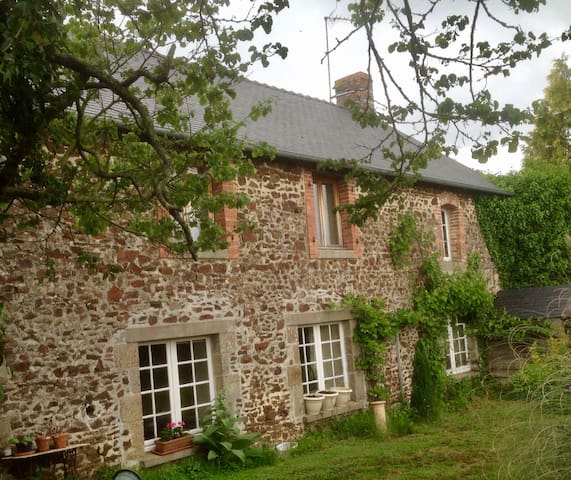 Large French Farmhouse with Annex and Gardens