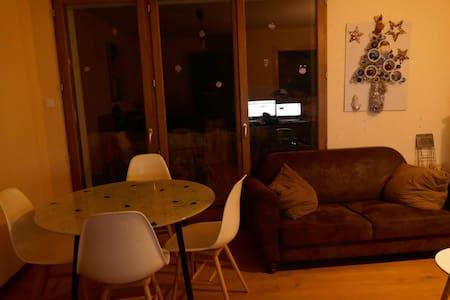 Appartement de charme au pied des stations - Saint-Jean-de-Maurienne