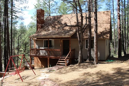 Prescott National Forest Cabin - Stuga