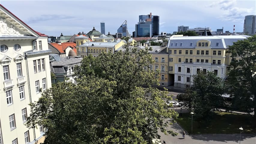 2 room apartment in the Heart of Tallinn