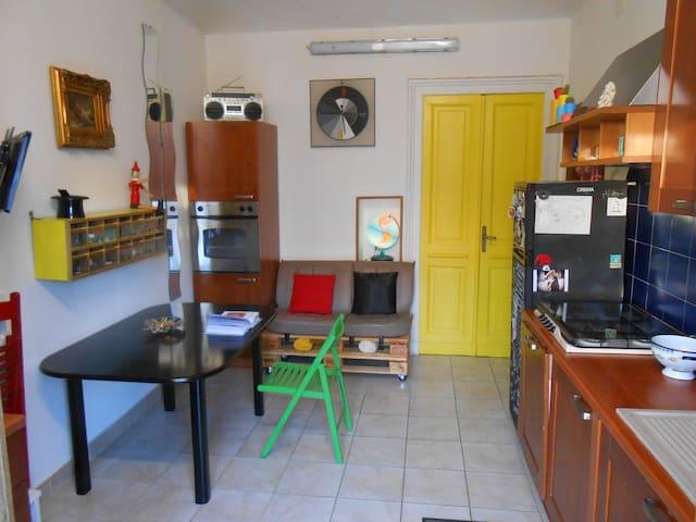 Comoda camera vicina al centro e a Lingotto fiere - Torino - Appartamento