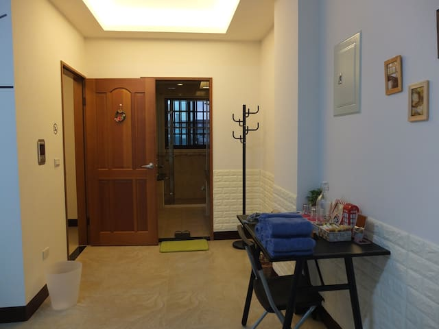 Cozy Room 302 ( Free airport transportation) - Taoyuan City - House